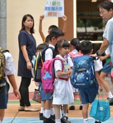 【山竹颱風】 教育局宣布明日所有學校停課